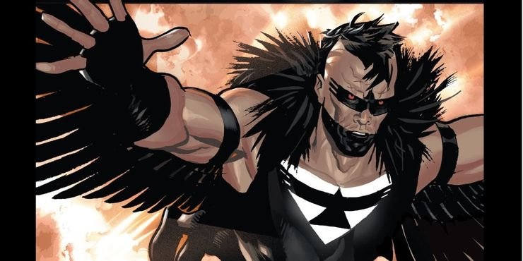 John Trujillo is the third Black Condor, and he soars through the skies alongside the Freedom Fighters