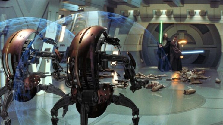 The Deadliest Droids in Star Wars™