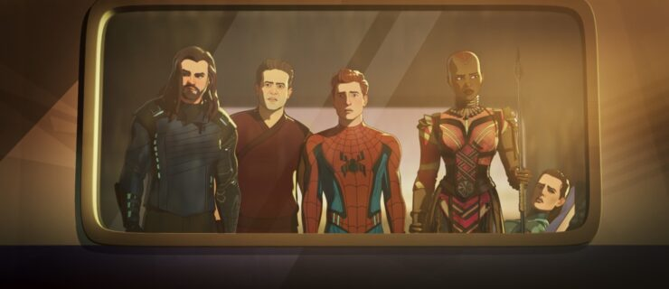 Just when it seems all hope is lost against the zombies, Peter Parker inspires his team with a speech in episode 5 of Marvel's What If..?