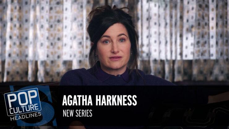 Pop Culture Headlines – New Agatha Harkness Series