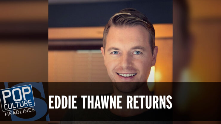 Pop Culture Headlines – Thawne Returns