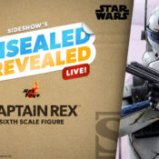 Up Next on Unsealed and Revealed: Captain Rex Sixth Scale Figure by Hot Toys