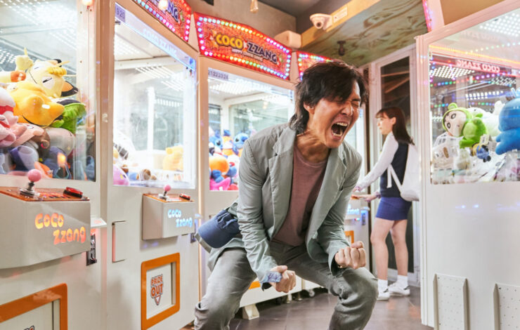 In the Netflix series Squid Game, desperate contestants like Seung Gi-hun compete in childhood games to win money and outlive the others
