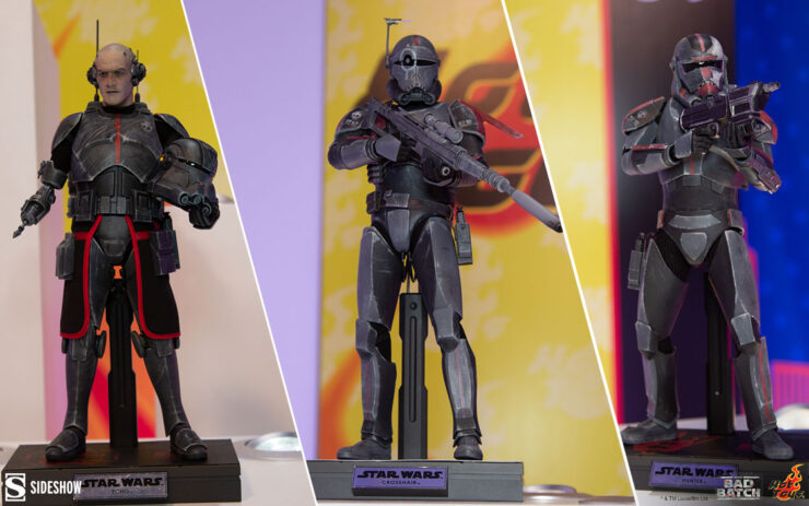 Booth Highlights from Day 3 of Sideshow NY Con