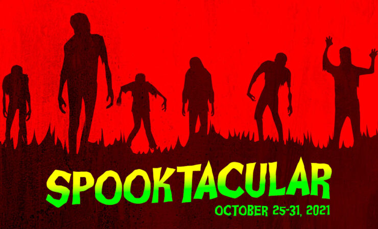 Spooktacular 2021: Event Overview