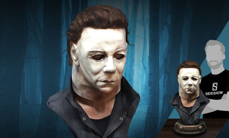 Michael Myers Life-Size Bust- Hollywood Collectibles Group